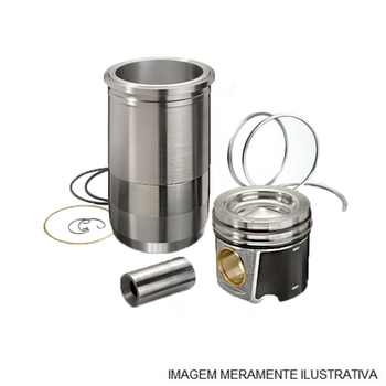 Kit de Reparo para 1 Cilindro Master - Mwm - 922980192888 - Unitário