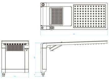 Chuveiro Acqua Duo Branco 220V 6800W - Lorenzetti - 7510099 - Unitário