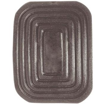 Capa do Pedal de Freio ou de Embreagem - Universal - 20599 - Unitário