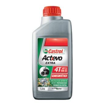 Óleo para Motor Castrol Actevo Extra 4T - 10W30 - Castrol - 3374543 - Unitário