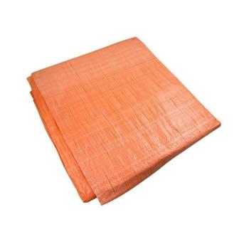 Lona Plástica Amarela 3,5 x 5,5m - Vonder - 0332 - Unitário