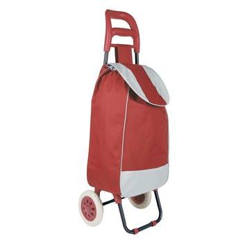 Carrinho de Compras - Vermelho - Mor - 2498-Vermelho - Unitário