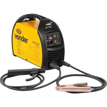 Inversor para Solda Elétrica, com Display Digital, Bivolt, Riv 222 - Vonder - 68.78.222.000 - Unitário