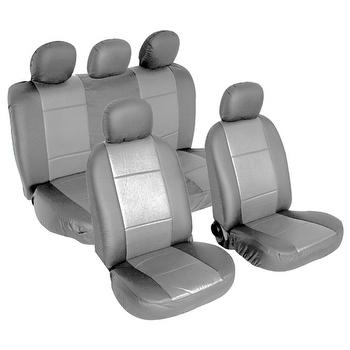 Capa para Banco - Car Fashion - 6307 - cinza/grafite - Unitário