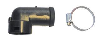 Kit Cotovelo da Carcaça da Válvula Termostática - Kit & Cia - 40266 - Unitário