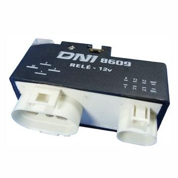 Relé para Ar Condicionado e Arrefecimento - 12V - DNI 8609 - DNI - DNI 8609 - Unitário