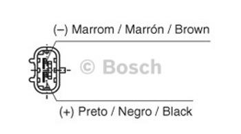 MOTOR DE ARREFECIMENTO C.C. GPC 12V 270W - Bosch - 9130451125 - Unitário