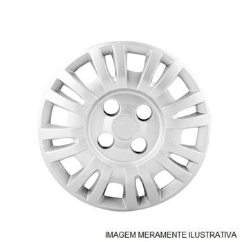 Calota da Roda Plástica - Jahu - 40030-8 - Unitário