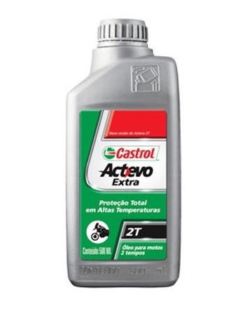 Óleo para Motor Castrol Actevo Extra 2T - Castrol - 3360646 - Unitário