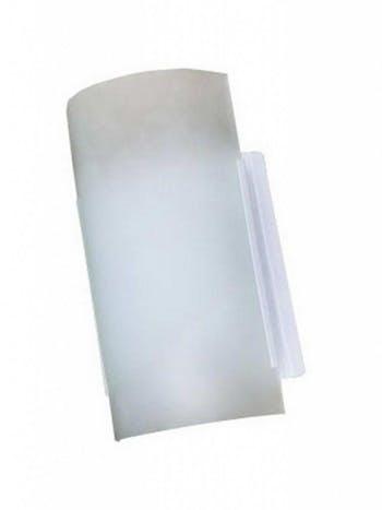 Arandela Embaú Vidro Fosco 30cm Branca - Taschibra - 02070039-01 - Unitário