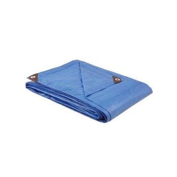 Lona Plástica Azul 5 x 4m - Vonder - 61.29.054.000 - Unitário