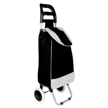 Carrinho Bag de Compras Preto - Mor - 2497 - Unitário