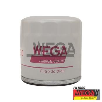 Filtro de Óleo - Wega - WO 130 - Unitário