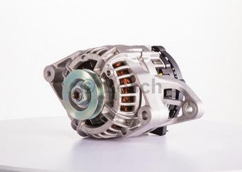 ALTERNADOR  GCB2  14V  70A - Bosch - 0124225036 - Unitário