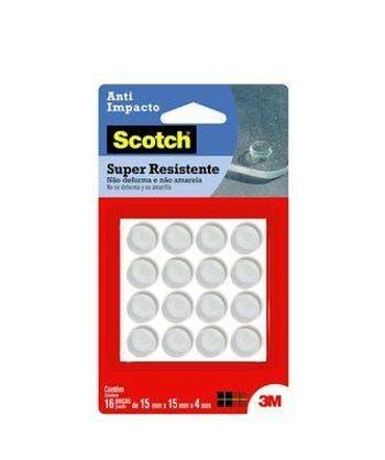 Protetor 3M Scotch Anti-Impacto Redondo G - 3M - HB004263081 - Unitário