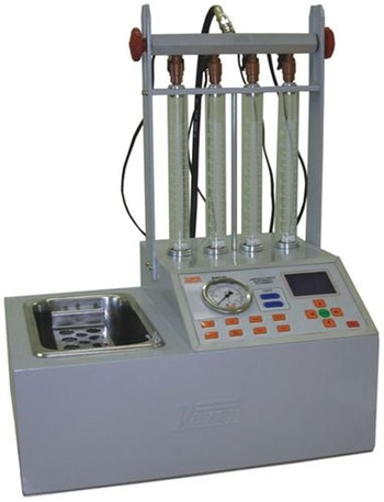 Equipamento de Teste e Limpeza de Injetoras para 4 Bicos 5 Bar - Raven - 108650 - Unitário