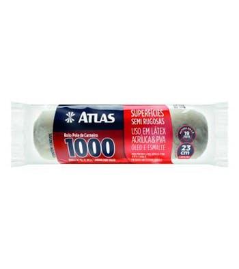 Rolo de Pele de Carneiro 23cm - Atlas - 1000 - Unitário