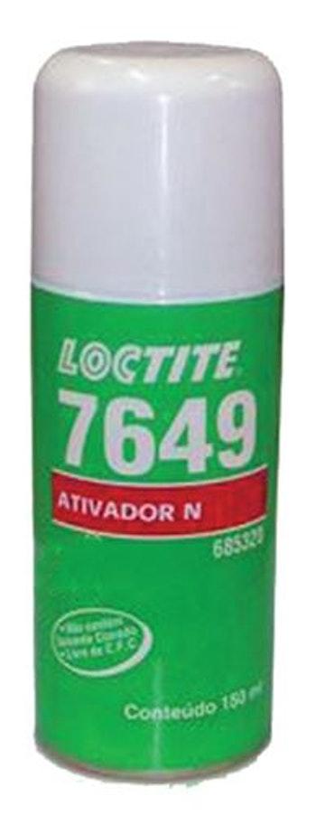 Ativador Adesão 7649 150ml Spray - Loctite - 685320 - Unitário