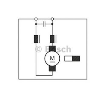 VENTOINHA DE REFRIGERACAO - Bosch - F006B10257 - Unitário