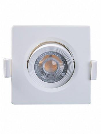 Spot de LED Alltop MR11 3W Quadrado - Taschibra - 15090192 - Unitário