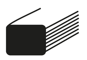 Rolo de Perfil Esponjoso Universal - Uniflex - 37389 - Unitário