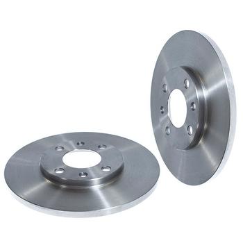 Disco de Freio Dianteiro Sólido - Hipper Freios - HF692 - Par