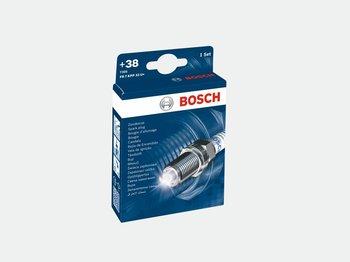 Vela de Ignição SP21 - HR8D+X - Bosch - F000KE0P21 - Jogo
