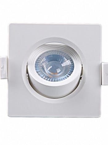 Spot de LED Alltop MR16 5W Quadrado - Taschibra - 15090193 - Unitário