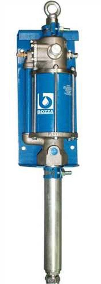 Bomba Óleo Pneumática 14801-P - Bozza - 14801-P - Unitário