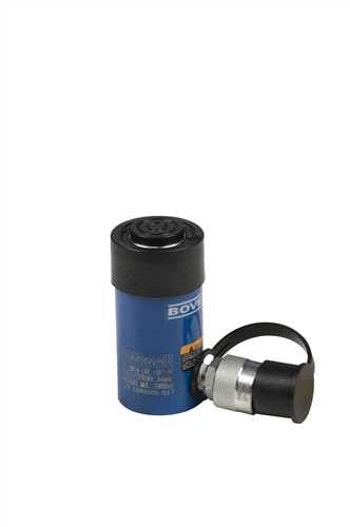 Cilindro Hidráulico 10T 257mm CS-10257 - Bovenau - CS-10257 - Unitário