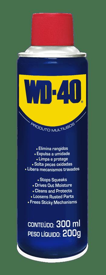 WD-40 Spray 300ml - WD-40 - 912069 - Unitário