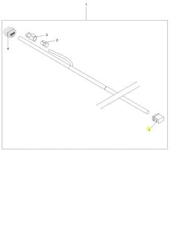 Conector Elétrico - PERKINS - 28170041 - Unitário