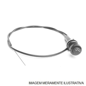 Cabo do Estragulador - Original Volkswagen - T00711335A - Unitário