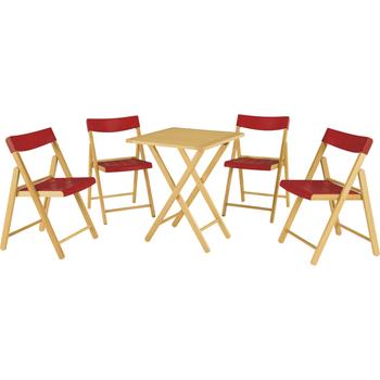 Conjunto de Cadeiras e Mesa Potenza - Tramontina - 10630032 - Unitário