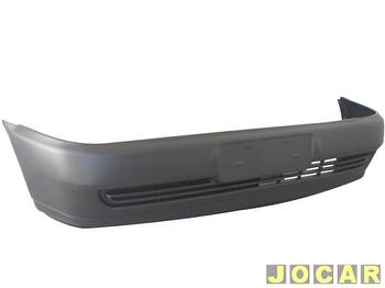 Pára-Choque Dianteiro - Original Volkswagen - 377807221999 - Unitário
