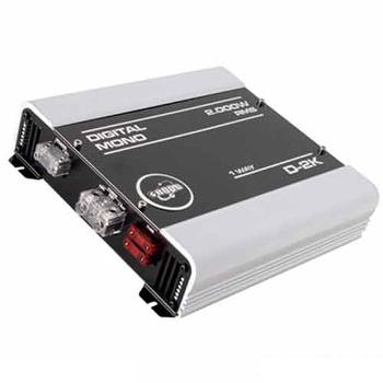 Amplificador de Potência - Boog - D-2K - Unitário