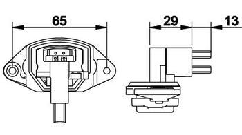 Regulador de Tensão - Gauss - GA301 - Unitário