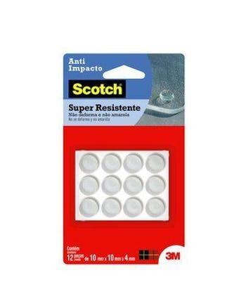 Protetor 3M Scotch Anti-Impacto Redondo M - 3M - HB004263040 - Unitário