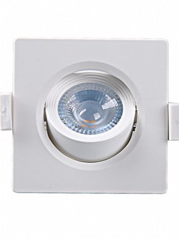 Spot de LED Alltop MR16 5W Quadrado - Taschibra - 15090194 - Unitário