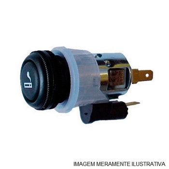 Acendedor Completo - Original Volkswagen - 2RD919305 - Unitário