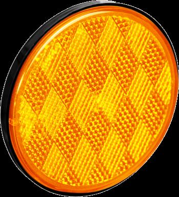 Refletivo 131 Âmbar - GF Lanternas - 2.131/AM - Unitário