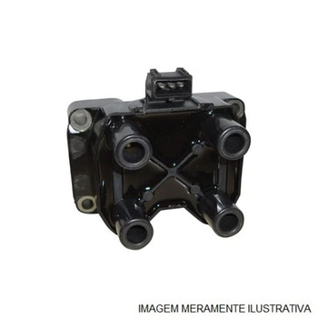 Bobina de Ignição - Bosch - 0986221090 - Unitário