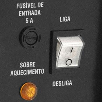 Carregador de Bateria CBV 1600 127 V~ - Vonder - 68.47.160.127 - Unitário