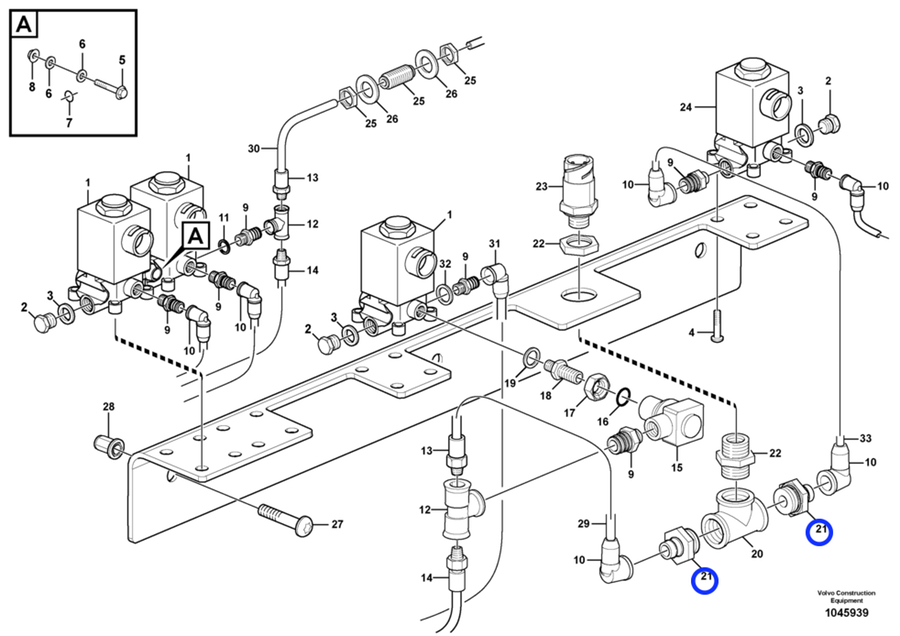 Construction Equipment Volvo Wiring Diagram