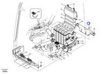 Parafuso - Volvo CE - 9025-05002 - Unitário