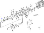 Anel de Vedação - Volvo CE - 423123 - Unitário