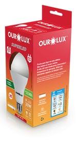 Lâmpada Superled Alta Potência 30W Bivolt 6500K - Ourolux - 20410 - Unitário