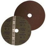 Disco de fibra metalite F224 grão 100 180x22mm - Norton - 05539503020 - Unitário
