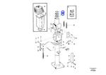 Jogo Rolamento - Volvo CE - 11997800 - Unitário