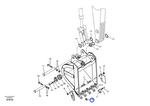 Proteção do Dente da Escavadeira - Volvo CE - 14528355 - Unitário